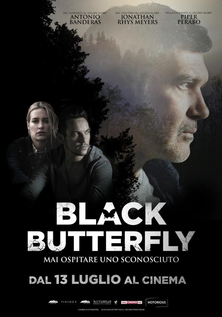 """""""BLACK BUTTERFLY"""""""