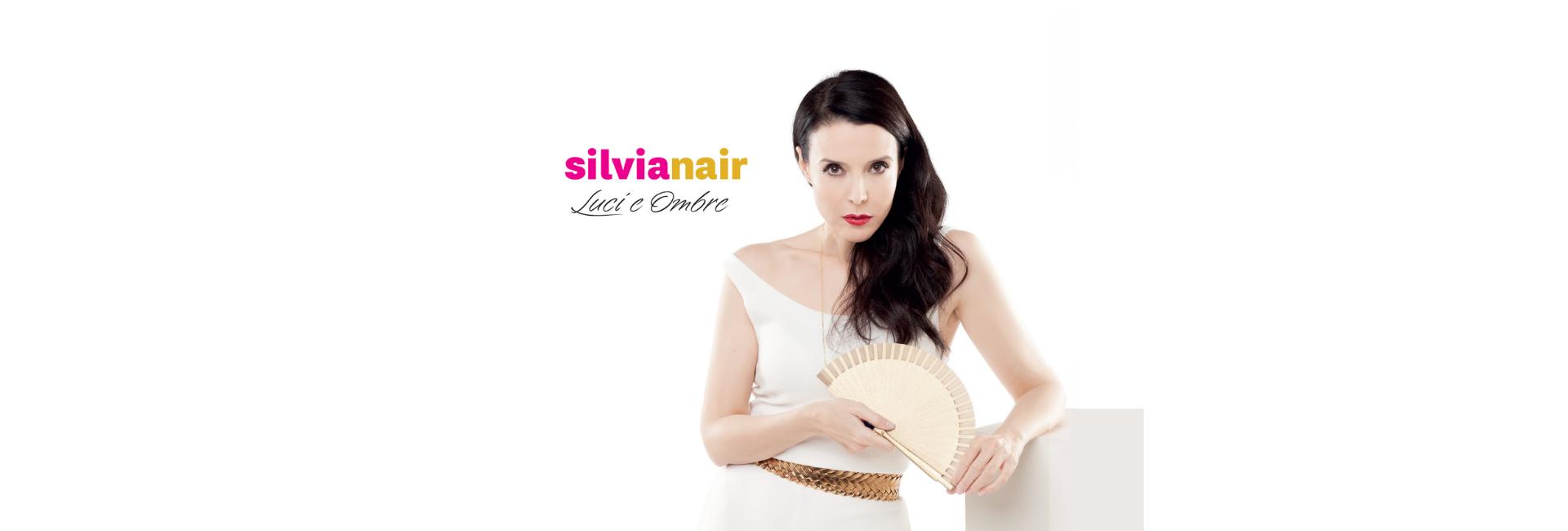 """""""Luci e Ombre"""", il nuovo album di Silvia Nair"""