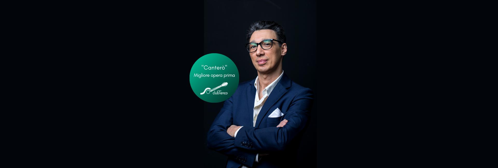 """""""Canterò"""" di Paolo Jannacci vince la targa Tenco """"Migliore Opera Prima"""""""