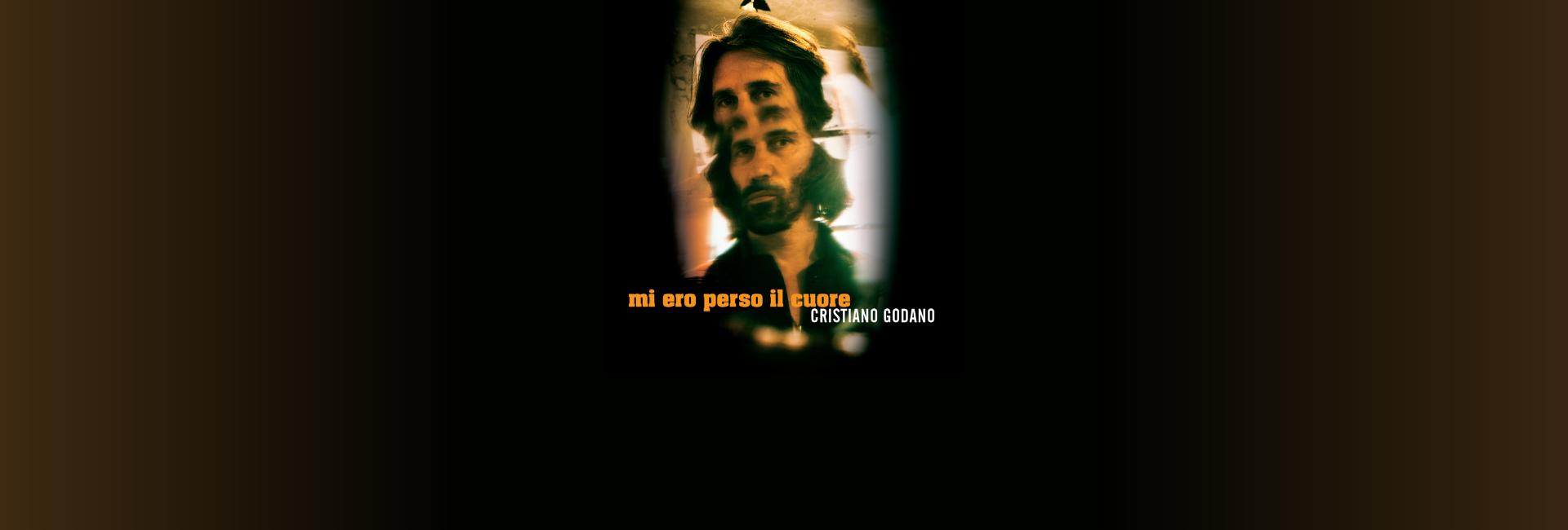 """Cristiano Godano – """"Mi ero perso il cuore"""" Fuori ora l'album d'esordio solista."""