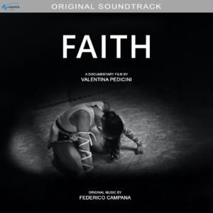copertina colonna sonora faith federico campana valentina pedicini