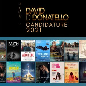 Candidature david di donatello 2021